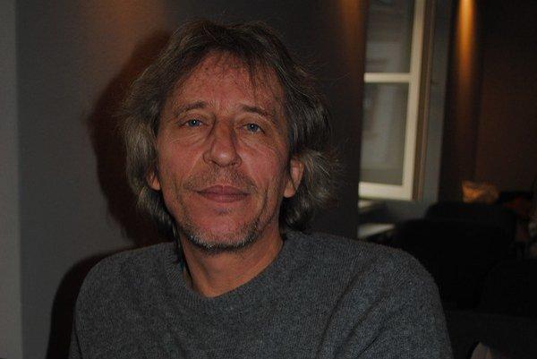 Víťo Staviarsky. Úspešný spisovateľ z Prešova.