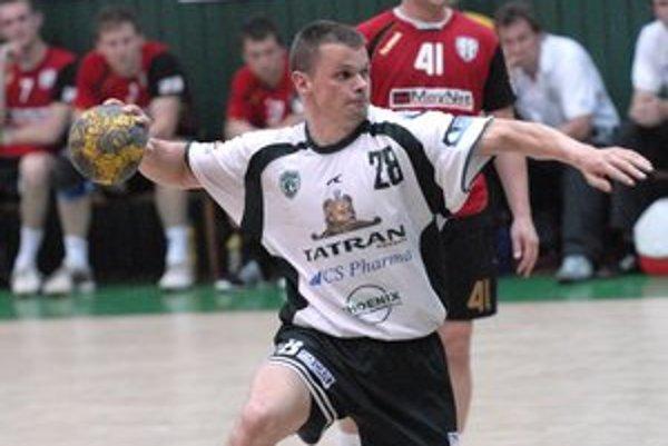Radoslav Antl by v dnešnom derby v Michalovciach už chýbať nemal.