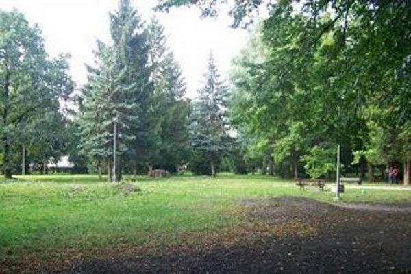 Kolmanova záhrada.