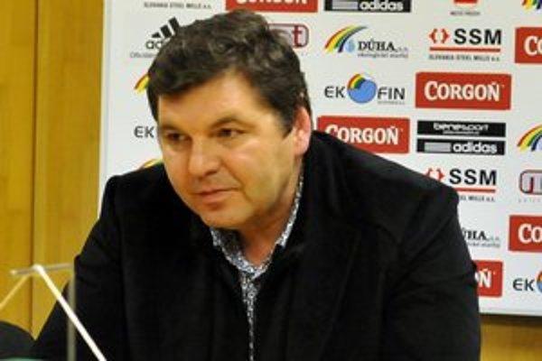 Miroslav Remeta tvrdí, že Tatran chce trénera na dlhodobú koncepčnú prácu.
