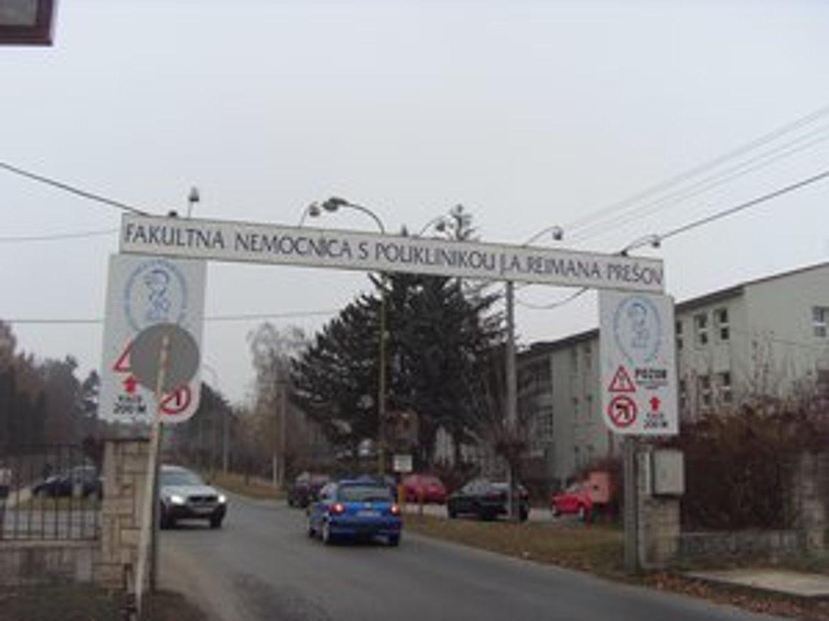 V prešovskej nemocnici rok 2012 priniesol zmeny - presov.korzar.sme.sk 07ead3b02d6