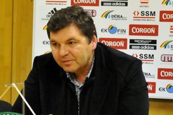 Miroslav Remeta apeluje, aby si mesto Prešov splnilo svoj záväzok voči klubu.