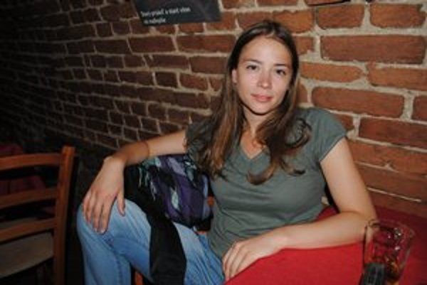 Gabriela Marcinková. Patrí medzi top herečky.
