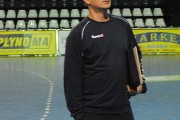 Roman Lamač hodlá s mužstvom predviesť aj nové herné prvky.