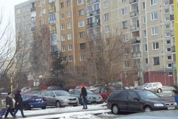 Sekčov. Bude sa riešiť oprava chodníkov, ciest aj problém s parkovaním.