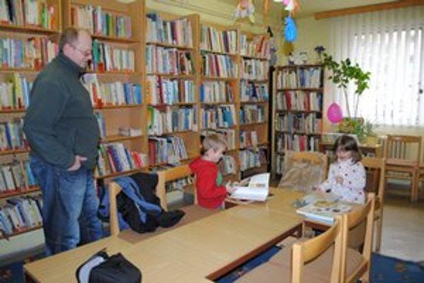 Knižnice. PSK na ne vlani vyčlenil z rozpočtu 1,7–milióna eur.