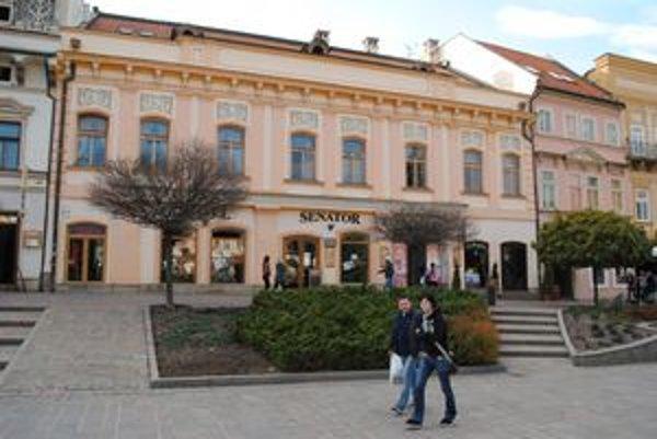 Hotel Senátor mal doteraz ročnú stratu okolo 30-tisíc eur.