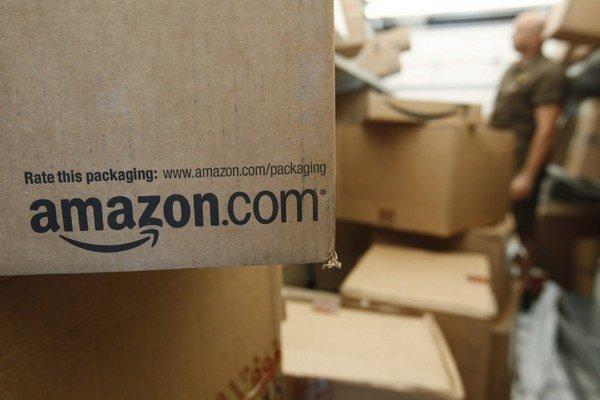 Amazon zaznamenal v treťom štvrťrokom stratu vyše 430 miliónov eur.