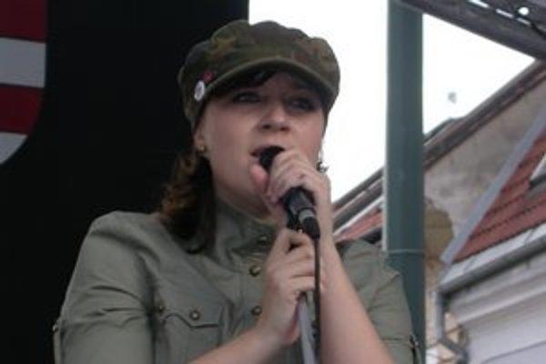 Katka Koščová svojho času účinkovala na Dňoch mesta. Nový zámer mesta otvorene kritizuje.
