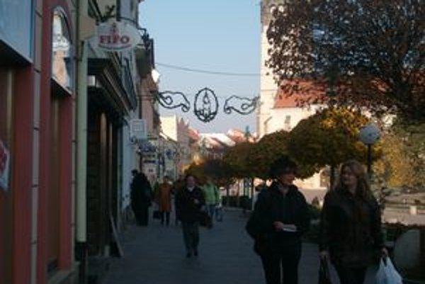 Obyvatelia Prešova. Siahnu si hlbšie do vrecka