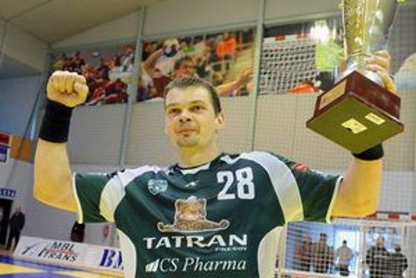 Víťaz ankety. Za rok 2011 triumfoval Radoslav Antl.