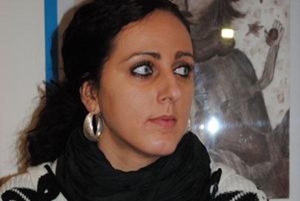Terézia Šebešová predstúpila sama pred médiá, chce očistiť svoje meno a žiada ospravedlnenie.
