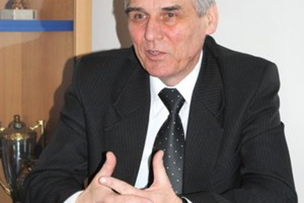 Primátor Mikuláš Drab.