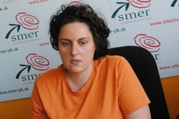 Svetlana Pavlovičová zasadne v NR SR prvý raz.