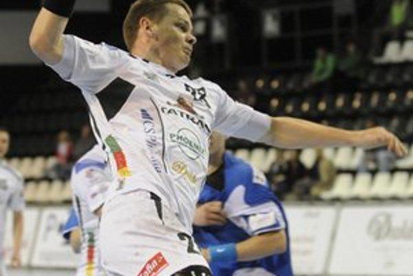 Radoslav Antl k víťazstvu prispel dvanástimi gólmi.