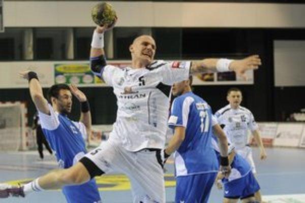 Michal Kopčo ešte v prešovskom drese.