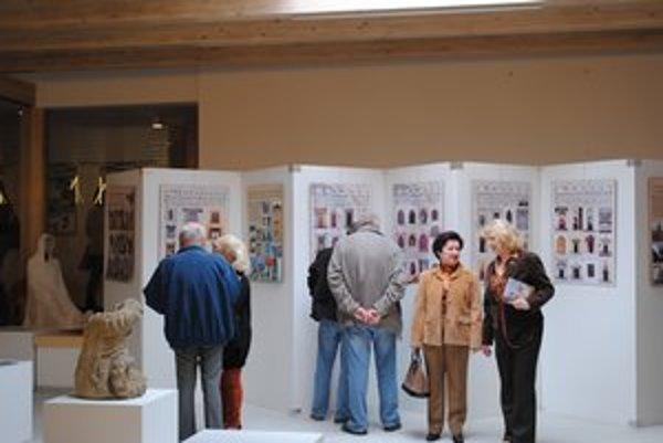 V prešovskej Galérii architektúry a dizajnu je výstava o pamiatkach.