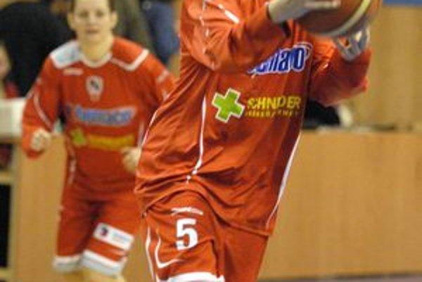 Romina Ciappinová. Bola jednou z mála, ktoré podľa trénera maximálne bojovali.
