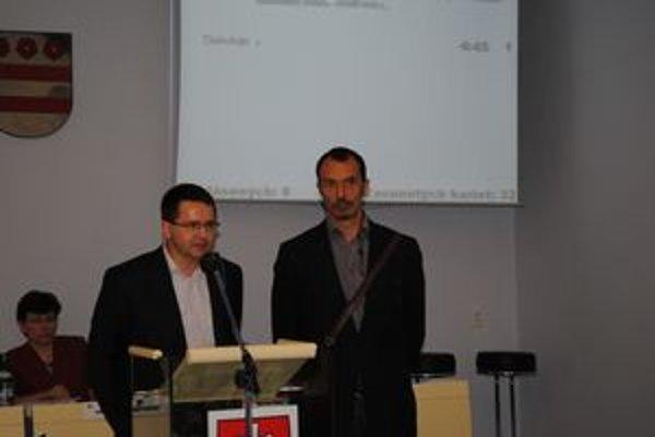 Christiano Cestaro (vpravo). Zástupcovia Honeywellu očakávajú dobrú spoluprácu.