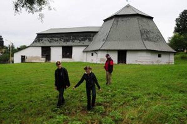 Národná kultúrna pamiatka Gápeľ je súčasťou solivarského areálu.