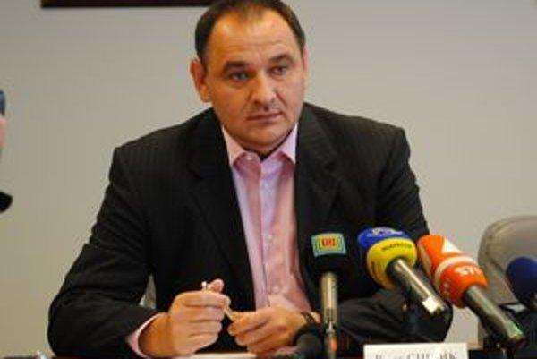 Prešovský župan Peter Chudík.
