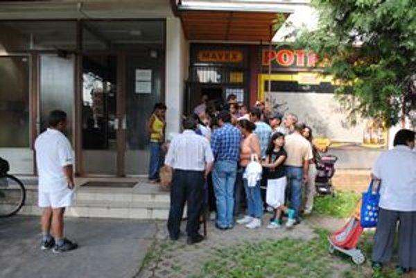 V Prešove už otvorili potravinovú banku.
