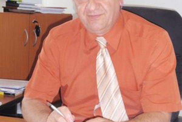 Ladislav Babica. Riaditeľ DR SR, pracovisko Prešov.