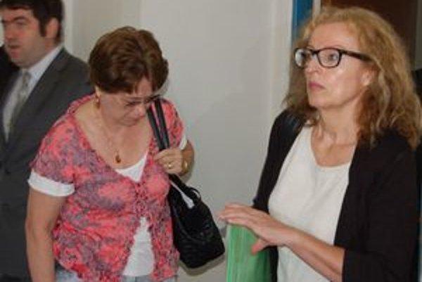 Vypovedali detská psychologička Darinu Hubová a psychiatrička a sexuologička Danica Caisová.