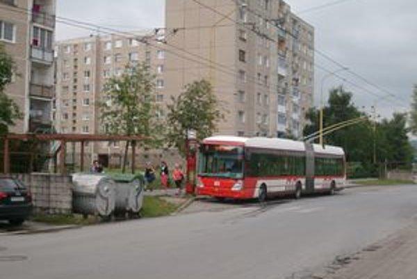 Sibírska ulica. Opakované požiadavky obyvateľov našli odozvu.