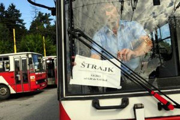 Prešovská MHD v piatok jazdiť nebude.