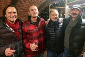 K zákazníkom aj kamarátom Ivana Rusňáka (vpravo) patria aj bratia Vajdovci.