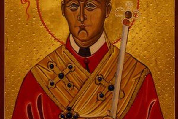 Prešovského biskupa mučeníka Pavla Petra Gojdiča OSBM si pripomenuli gréckokatolícki veriaci.