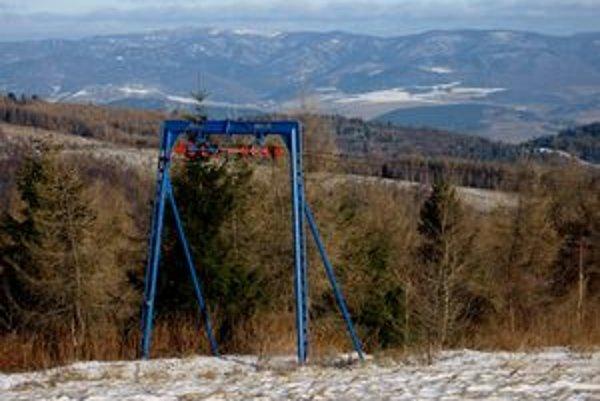 Búče ponúkajú nielen lyžovačku, ale aj krásne výhľady.