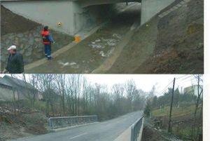 Starý most bol už v dezolátnom stave. Rekonštrukcia stála takmer 500-tisíc eur.
