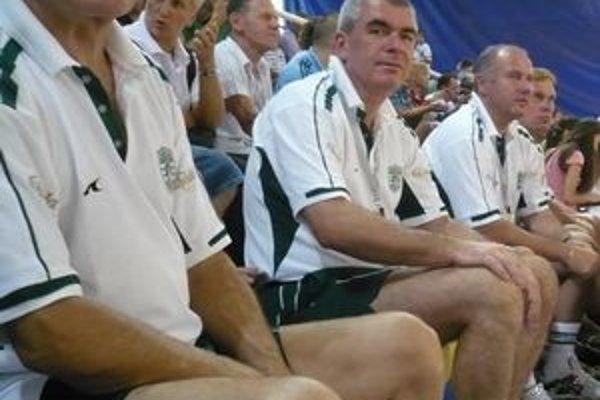 Miloslav Chmeliar. Netají, že Tatran chce ísť v pohári čím ďalej.