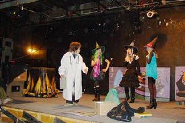 Dramafest. Predstavenia študentov upútali.
