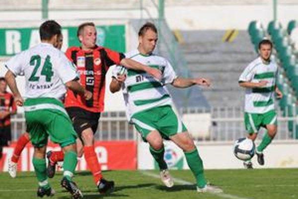 Prešovský odchovanec Peter Bašista sa znovu obliekol do zeleno-bieleho.