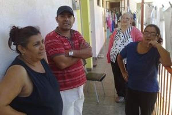 Obyvatelia Starej tehelne si želajú, aby mesto urobilo poriadok na sídlisku.