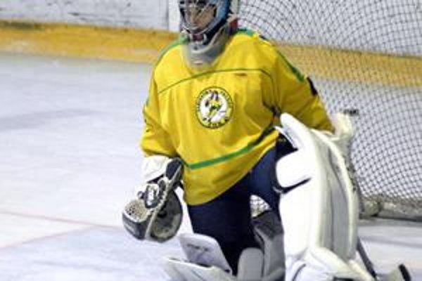 Martina Frantová. V prvej časti súťaže bola oporou Šarišanky.