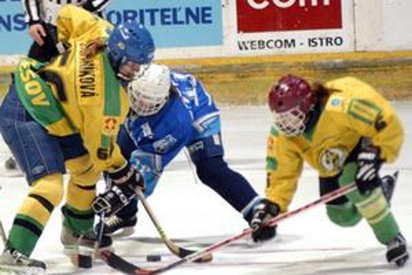 Presadili sa. Sestry J. Štofaníková (vľavo) a S. Štofaníková (vpravo) prispeli k výhre tromi gólmi.