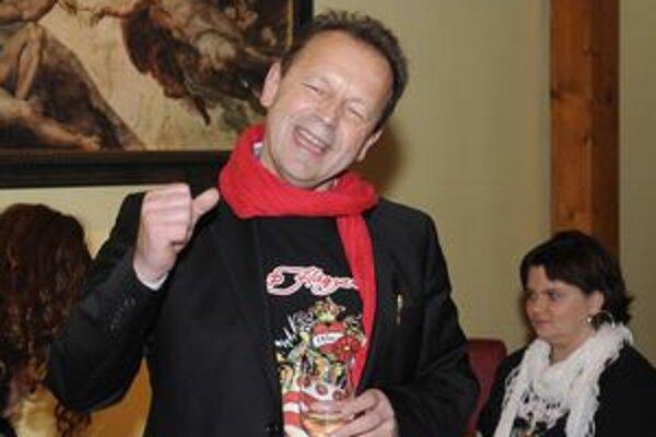 Pavel Hagyari sa vôbec netají tým, že mu zloženie nového zastupiteľstva v Prešove vyhovuje.