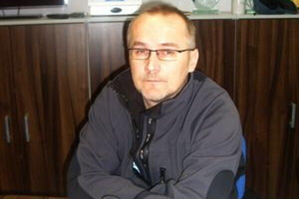 Ondrej Matej. S ministrami hľadal východisko pre IPZ Prešov-Záborské.
