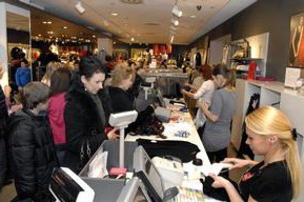 Najčastejšie sa v prešovských obchodoch uskutočňujú výmeny oblečenia.