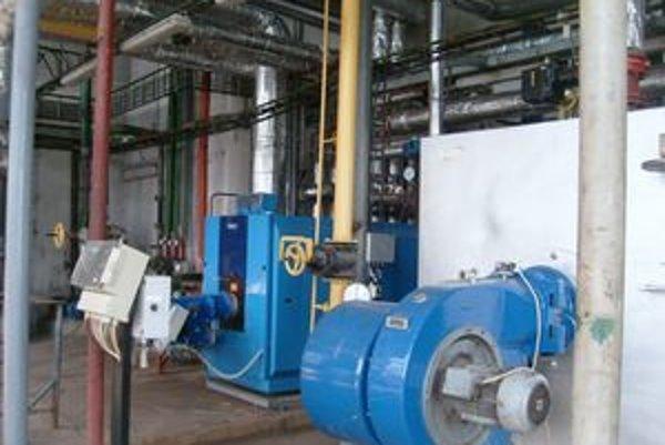 Kotolňa na biomasu. Úspora sa teraz prejaví v cene predaja tepla.