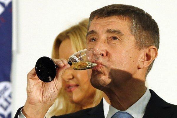 Podnikateľ a minister financií ČR Andrej Babiš.