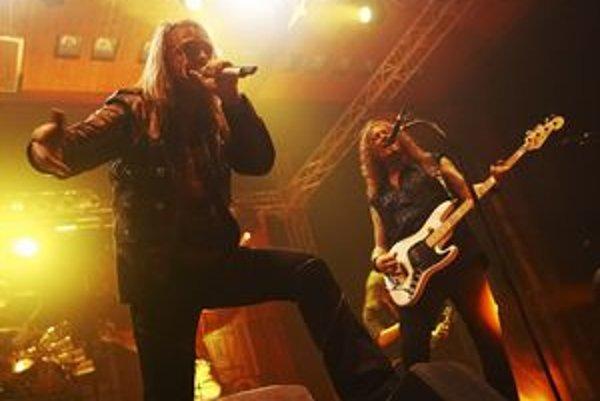Na metalové legendy sa tešili fanúšikovia z celého Slovenska. Prešovský koncert Helloweenu na poslednú chvíľu zrušili.