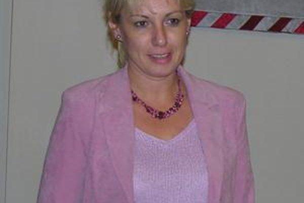 Ivana Pronerová, riaditeľka MSS, s. r. o., Prešov.