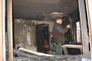 Zhorelo všetko. Aj doklady a vkladné knižky sú zničené.