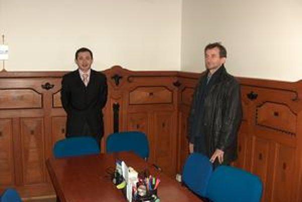 Rudolf Bosák (vpravo). Pozná mnoho zaujímavých detailov zo života slávneho bankára.