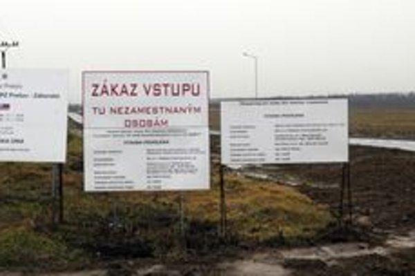 Pozemky v priemyselnom parku Záborské pri Prešove ešte musí pre Honeywell schváliť mestské zastupiteľstvo.